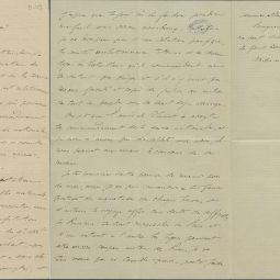 Lettre de Paul Pottier du 21 mars 1871, 21 mars 1871. Archives de Paris, D1J 69, dossier 1049.